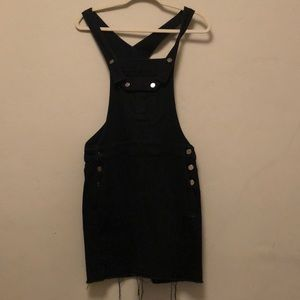 7 jeans overall dress (worn once)